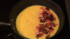 bacon cheese tomato