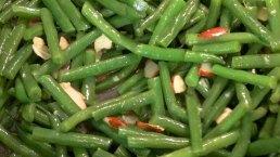 Grean Beans Almondine 1