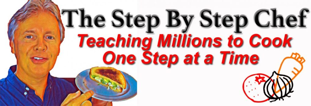 Step By Step Chef Logo
